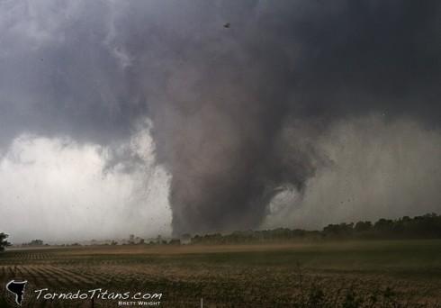 Tornado Of Apocalyptic Proportions Devastated Oklahoma