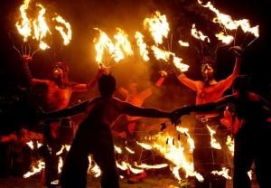 Celtic Samhain Celebration