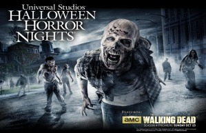 Halloween Horror Nights The Walking Dead