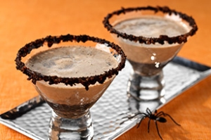 Yummy! Sludgy Chocolate Martini