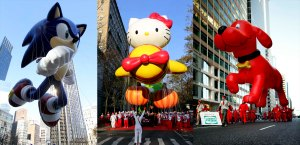 The 86th annual Macy's Thanksgiving Day Parade.