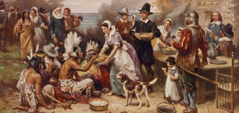 What Really Happened On The Original Thanksgiving Day?