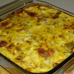 Christmas Brunch Casserole