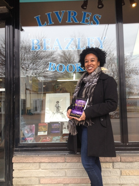 Author Dyane Forde