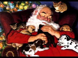 Santa-Claus-santa-claus-loves-animals-pets