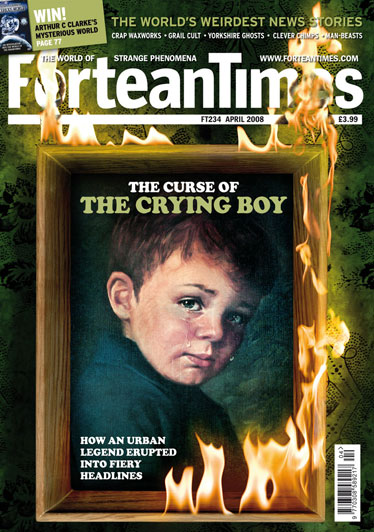 The Crying Boy