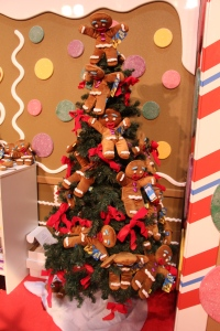 Gingy Christmas tree