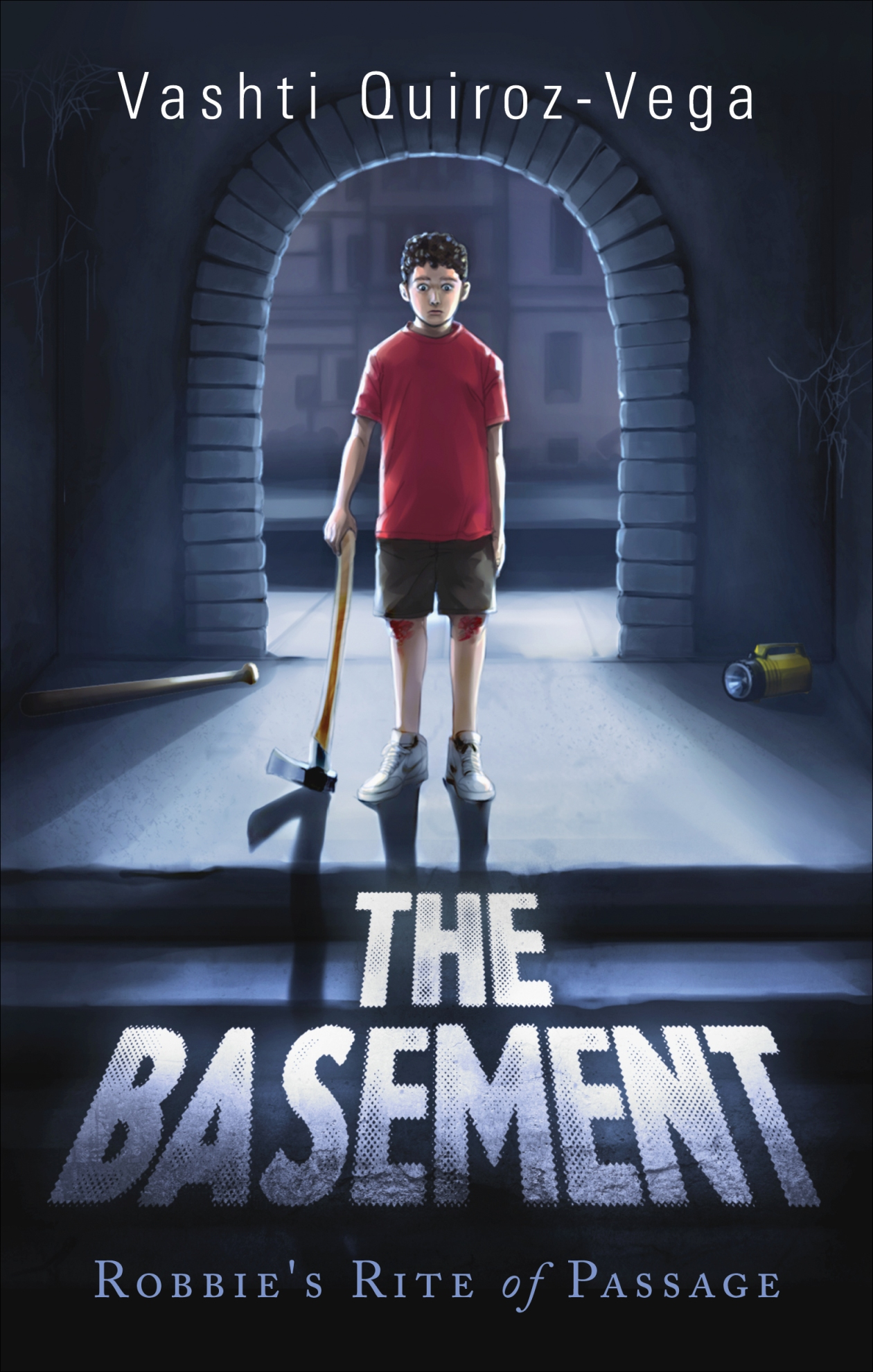 The Basement: Robbie's Rite of Passage