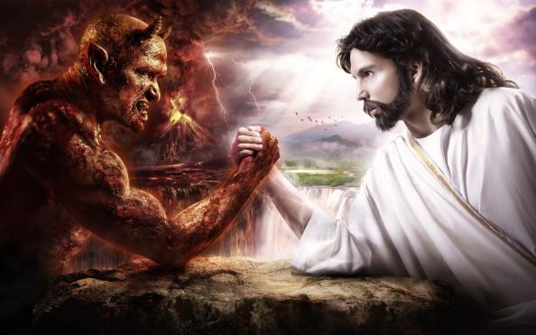 Jesus Christ-devil-Vashti Quiroz-Vega-blogging