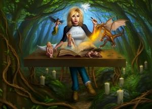 Author-Vashti Quiroz-Vega-fantasy-stories