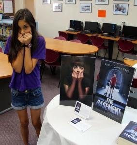 The Basement-book-signing-reading-Vashti Quiroz-Vega's Blog