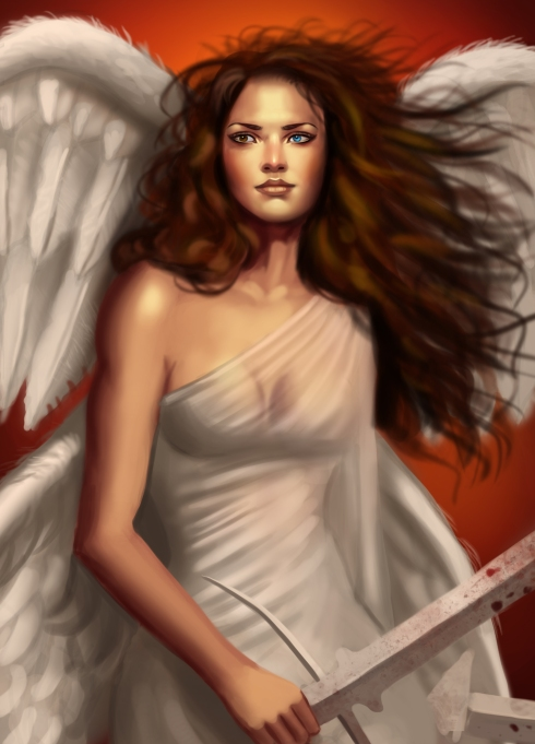 Lilith-fantasy-angels-series-vashti quiroz-vega-book