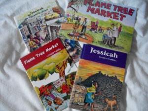 tish farrell-books