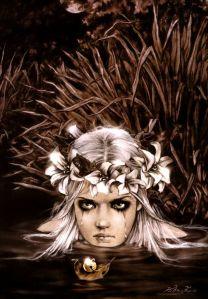 swamp-fallen angel-Vashti Quiroz-Vega
