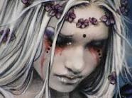 Artist Victoria Frances
