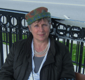 Author Tish Farrell