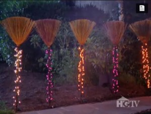 Lighted Brooms 1