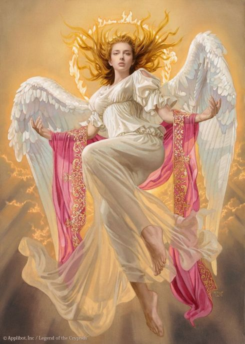 Vashti Quiroz-Vega's Blog_Fantasy Angels Series_Tsuyoshi Nagano