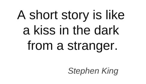 short story-The Writer Next Door-story