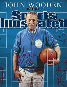 John Wooden–The Writer Next Door