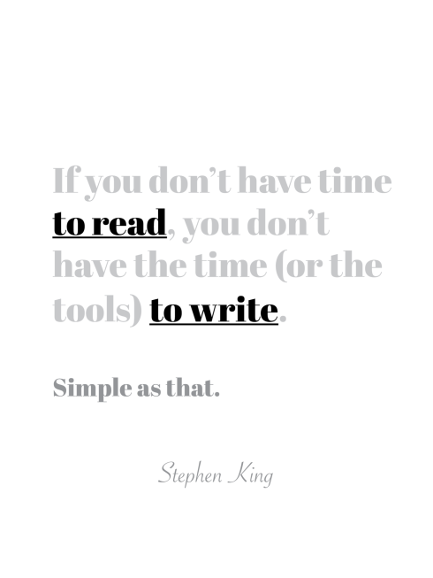 Stephen King-read-write