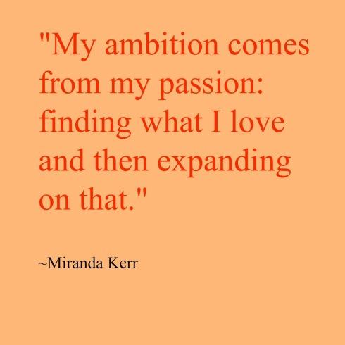 Ambition-quote-The Writer Next Door