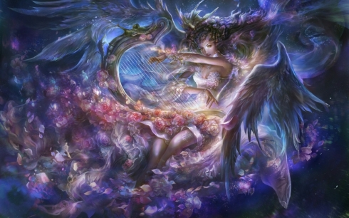 wings-flowers-fantasy-art-artwork-harp-flower-petals-1920x1200-wallpaper_www-wall321-com_87