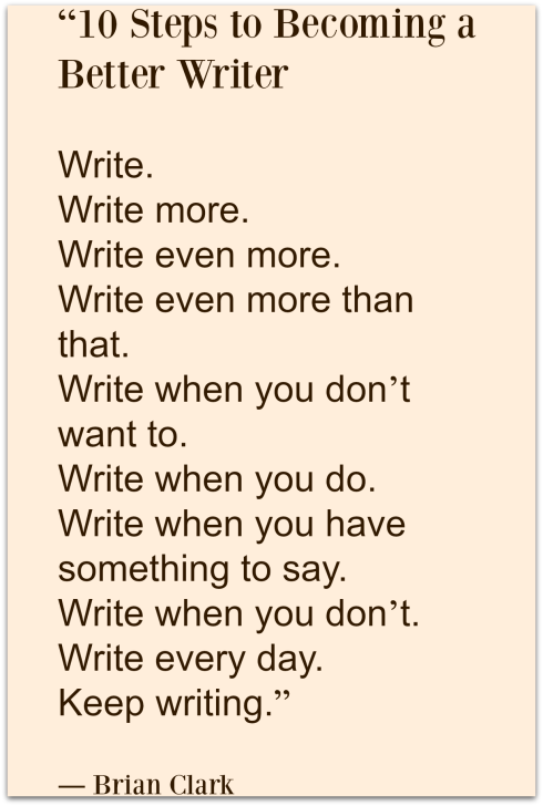 writing-advice-writers