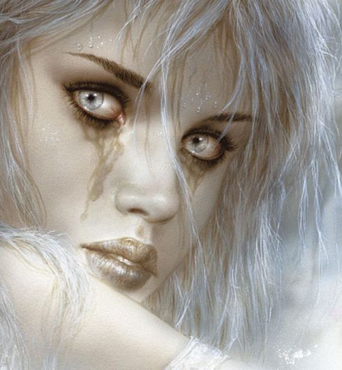 Luis Royo-haiku friday-The Writer Next Door
