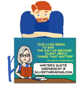 RonovanWrites-Silver Threading-The Writer Next Door