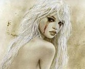 luis royo-The Writer Next Door-haiku-friday