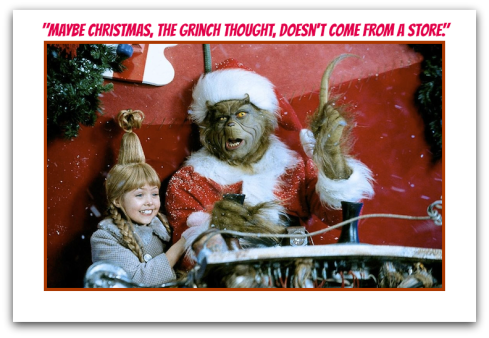 Christmas-grinch-Writer's Quote Wednesday-The Writer Next Door