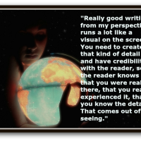 Writer's Quote Wednesday – Really Good Writing . . .