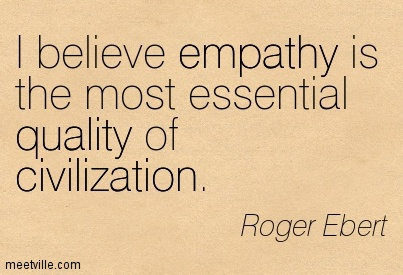 empathy-quote-writers quote Wednesday-the writer next door