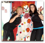 halloween-horror-clown-Vashti Q-The Writer Next Door