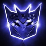 Decepticon-Transformer-The Writer Next Door-Vashti Q-Tanka