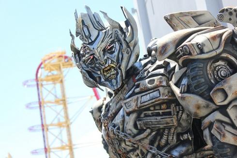 Megatron-Transformers-Haiku-Friday-The Writer Next Door