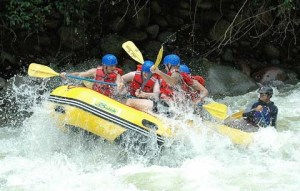 arenal-rafting-adventure-Vashti Q-Writers Quote Wednesday