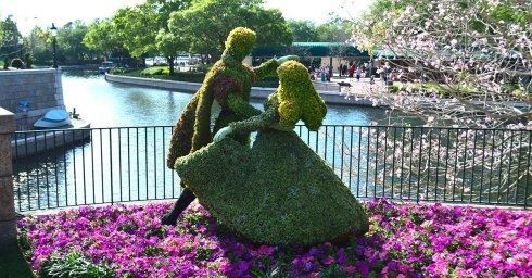 EpcotFlowerAndGarden-disney-The Writer Next Door