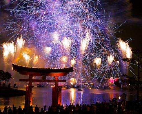 Illuminations-epcot-Writers Quote Wednesday-The Writer Next Door-Disney World