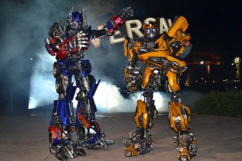 Transformer-The Writer Next Door-Vashti Q-Universal Studios