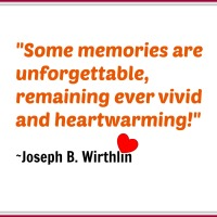 Writers Quote Wednesday - MEMORIES