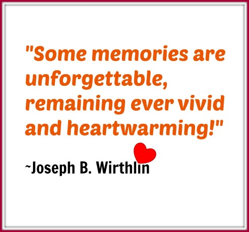 memories-Writers Quote Wednesday-The Writer Next Door-Vashti Q