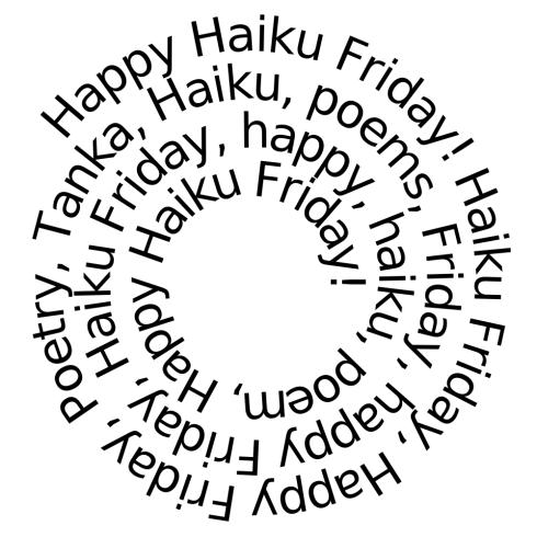 Haiku Friday-The Writer Next Door-Vashti Q-Poetry-poem