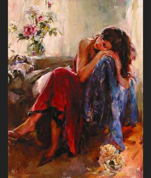 dreaming-of-love-Garmash-haiku_Friday-The Writer Next Door-Vashti Q-Poetry