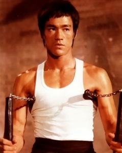 bruce-lee-the writer next door-vashti q-poetry-haiku-friday