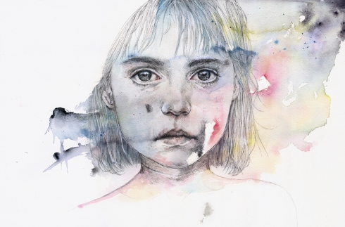 little_girl_shadow_by_agnes_cecile-d8t108a_The Writer Next Door_Poetry