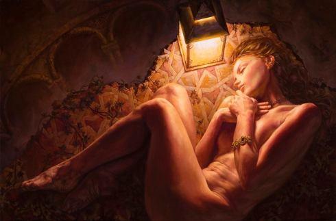 The Writer Next Door-Vashti Q-Art-Michael C. Hayes-Spotlight-Twitter