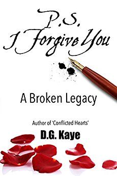 The Writer Next Door-Vashti Q-DG Kaye-forgiveness-narcissist-author-spotlight