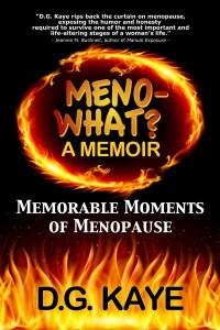The Writer Next Door-Vashti Q-D.G. Kaye-menopause-novel-memoir-women_problems-spotlight